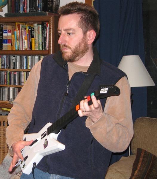 GuitarHero Rich